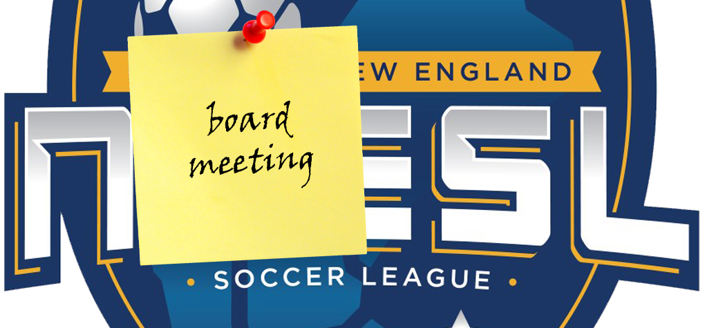 NNESL Board Meetings –  Regular Mtg  TBD